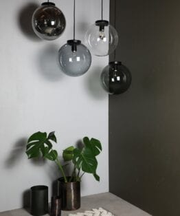 Ball Pendant lampe clear- Specktrum