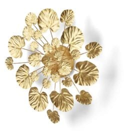 Wall Flower Brass Large – Eden Outcast