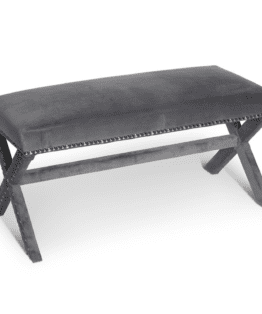 Bench Cross Charcoal