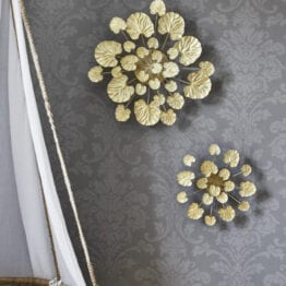 Wall Flower Brass Small – Eden Outcast