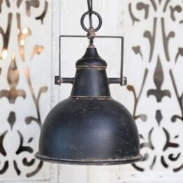 Factory lampe Antique sort