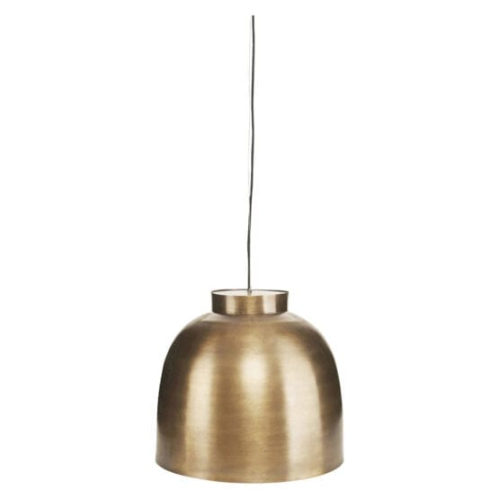Lampe Bowl Messing Ø35 – House Doctor